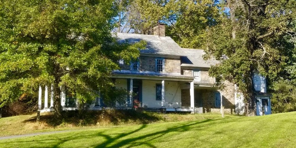 Family Aims To Bring New Life To Historic Holcombe House In Lambertville